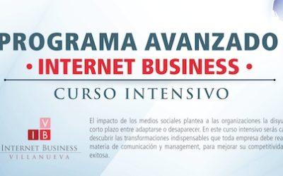 Un curso intensivo para lograr el éxito empresarial en Internet
