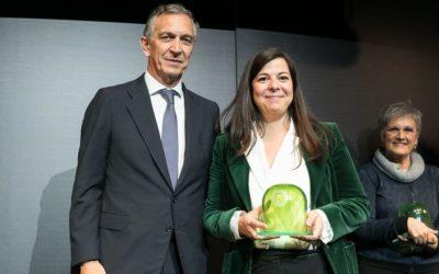 Ecovidrio nos concede el Premio de Periodismo a la mejor campaña 2.0 por #Recipe4Change